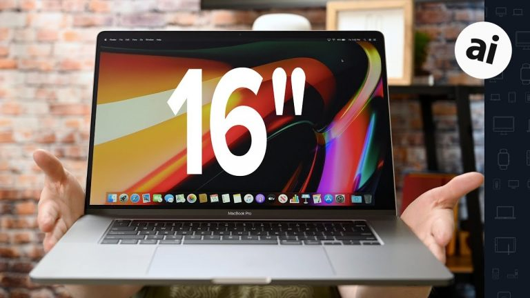 The MacBook Pro 16-inch review The ultimate Apple laptop